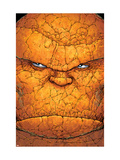 Ultimate Fantastic Four 14 Cover: Thing Prints by Adam Kubert