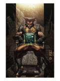 Astonishing X-Men: Ghost Boxes No.1 Cover: Wolverine Prints by Bianchi Simone
