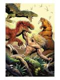 Marvel Comics Presents No.5 Cover: Ka-Zar Prints by Greg Land