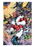 Uncanny X-Men No.462 Cover: Captain Britain Prints by Alan Davis