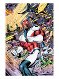 Uncanny X-Men No.462 Cover: Captain Britain Prints by Davis Alan