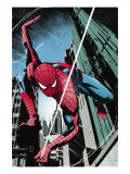 Amazing Spider-Man: Extra No.3 Cover: Spider-Man Posters by Coker Tom