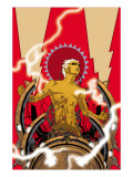 Warlock 2 Cover: Adam Warlock Posters by J.H. Williams III