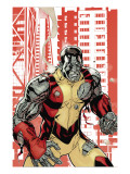 Uncanny X-Men No.507 Cover: Colossus Poster by Terry Dodson