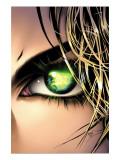 X-Men: Phoenix - Endsong No.5 Cover: Grey, Jean and Phoenix Affiches par Greg Land