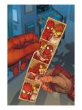 Arana No.4 Cover: Arana and Spider-Man Fighting Prints by Roger Cruz