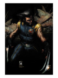Ultimate Origins 1 Cover: Wolverine Print
