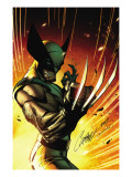 Wolverine: Savage No.1 Cover: Wolverine Prints by Campbell J. Scott