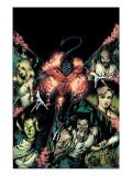 Nightcrawler No.12 Cover: Nightcrawler and Wolverine Art by Darick Robertson