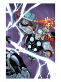 Avengers vs. Atlas 2 Cover: Thor Prints by Humberto Ramos