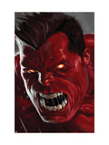 Hulk: Red Hulk Must Have Hulk 2 Cover: Hulk Prints
