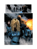 Ultimate Fantastic Four 21 Group: Mr. Fantastic Posters by Greg Land