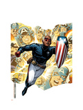 Young Avengers Presents 1 Cover: Patriot Posters by Jim Cheung