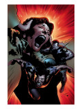 Ultimate Nightmare No.3 Cover: Logan, Grey, Jean and Colossus Prints by Trevor Hairsine