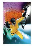Patsy Walker: Hellcat No.5 Cover: Hellcat Posters by Immonen Stuart