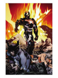 Dark Reign: Lethal Legion 3 Cover: Iron Patriot Prints by Edwards Tommy Lee