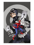Marvel Adventures Spider-Man 60 Cover: Spider-Man and Bullseye Prints by Miyazawa Takeshi