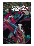 The Amazing Spider-Man: The Short Halloween 1 Cover: Spider-Man Prints by Maguire Kevin