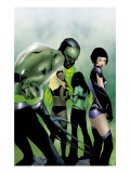 Marvel Nemesis: The Imperfects N2 Cover: Hazmat Print