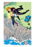 Classic X-Men No.16 Cover: Banshee Art by John Bolton
