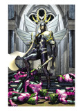 Secret Invasion: War Of Kings No.1 Cover: Black Bolt Prints by Brandon Peterson