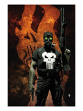 Punisher 57 Cover: Punisher Print