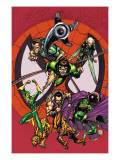 Marvel Adventures Spider-Man No.3 Group: Doctor Octopus Print by Patrick Scherberger