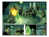 Ultimate X-Men 62 Group: Professor X Prints by Immonen Stuart