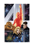 Fantastic Four Giant-Size Adventures No.1 Cover: Invisible Woman Posters by David Williams