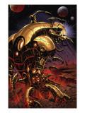 Nova 11: Marvel Universe Posters by Paul Pelletier