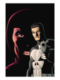 Punisher: War Zone No.3 Cover: Gnucci and Ma Print by Steve Dillon