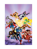 Avengers No.16: Captain America Posters by Jerry Ordway