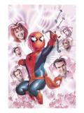 The Amazing Spider-Man No.605 Cover: Spider-Man Prints by Mike Mayhew
