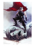 Thor: Ages Of Thunder No.1 Cover: Thor Art