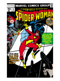 Spider-Woman No.1 Cover: Spider Woman Prints by Carmine Infantino