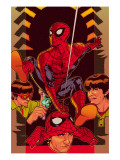 Spider-Man: Brand New Day - Extra!! No.1 Cover: Spider-Man Print by Tony Harris
