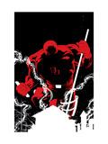 Daredevil Father No.1 Cover: Daredevil Poster by Joe Quesada