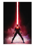 X-Men Origins: Cyclops No.1 Cover: Cyclops Print by Granov Adi