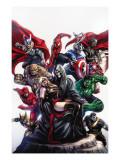 Ms. Marvel No.50 Cover: Ms. Marvel Kunst von Takeda Sana