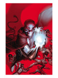 What If House Of M 1 Cover: Red Skull Art by Jim Cheung