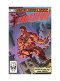 Daredevil No.500 Cover: Daredevil Print van Frank Miller
