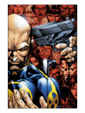 Weapon X: Days Of Future Now No.2 Cover: Professor X Posters by Sears Bart