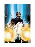 Captain Universe / Daredevil No.1 Cover: Daredevil Prints by Santacruz Juan