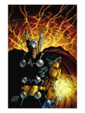 Stormbreaker: The Saga Of Beta Ray Bill No.1 Cover: Beta-Ray Bill Prints by DiVito Andrea