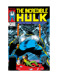 Incredible Hulk No.339 Cover: Hulk Poster by Todd McFarlane