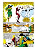 Uncanny X-Men No.139 Group: Shaman, Vindicator, Snowbird and Alpha Flight Posters by John Byrne