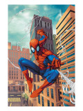 Marvel Age Spider-Man 18 Cover: Spider-Man Posters by Roger Cruz