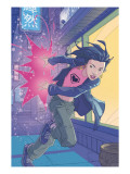 Jubilee 4 Cover: Jubilee Poster by Casey Jones