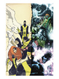 Uncanny X-Men: First Class Giant-Size Special 1 Cover: Cyclops Poster by Skottie Young