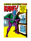 Avengers Classic 11: Kang Art by Don Heck